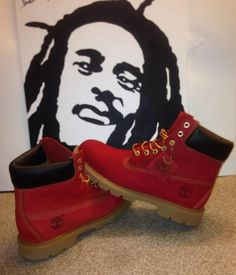 Custom Timberlands by ToyinLaTour on Etsy
