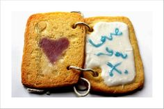4 x 6 Cookie Love Card photo print by claremanson on Etsy, £3.99