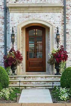 Exteriors & Entrances