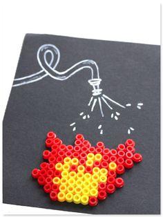 Einladung zur Feuerwehrparty Shoppen auf www.pickposh.de