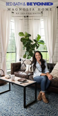 Need another reason to love Joanna Gaines? The designer, renovator and mom of four is bringing her Magnolia Home collection to Bed Bath & Beyond! High quality and timeless, the pieces you'll find will help you create beautiful spaces to enjoy with friends and family.