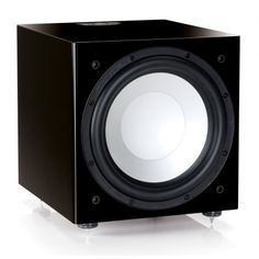 Monitor Audio Silver W12 Subwoofer available at Audio Visual Solutions Group 9340 W. Sahara Avenue, Suite 100, Las Vegas, NV 89117. Call us for pricing & availability (702) 875-5561.