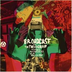 Broadcast and the Focus Group / Broadcast and the Focus Group Investigate Witch Cults of the Radio Age / Album Art by Julian House Great Albums, Mini Albums, Ghost Box, Focus Group, Music Library, Lp Vinyl, Investigations, Album Covers, Cool Things To Buy