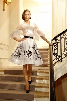 Karlie Kloss is Perfection in Christian Dior Haute S/S 2012♥♥♥♥♥♥♥♥♥♥♥♥♥♥♥♥♥♥♥ fashion consciousness ♥♥♥♥♥♥♥♥♥♥♥♥♥♥♥♥♥♥♥