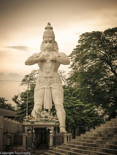 Hanuman by tourtrophy, via Flickr