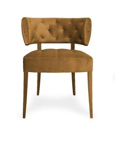 Zulu Dining Chair - Brabbu | domino.com