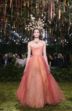 ディオール(Dior)2017 SS HAUTE COUTUREコレクション Gallery37 - ファッションプレス