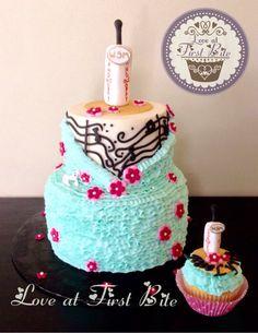 RaeLynn's Opry Debut Cake // Country Music Cake