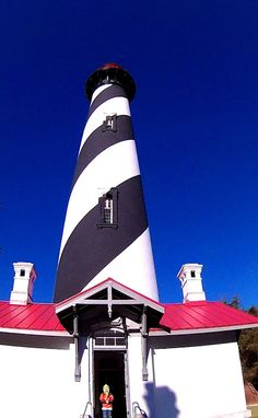 Western New Yorker: Travel: St. Augustine Lighthouse