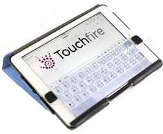 Touchfire Keyboard Case for the iPad Air