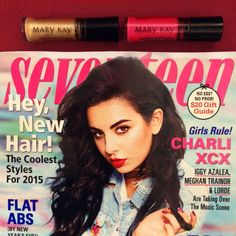 Mary Kay Nourishine LipGloss featured in Seventeen Mag. http://www.marykay.com/lisahabbe