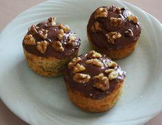 RECIPAY.COM - Muffins de banana et noix avec Nutella.