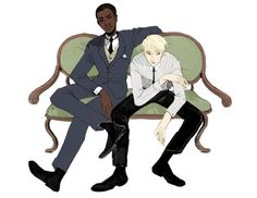 draco malfoy and blaise zabini