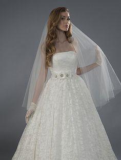 ALFRED ANGELO Bridal, Style 2476. #BestForBride