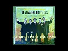From the vinyl LP Give Us This Day (1963) by the Blackwood Brothers Quartet The Blackwood Brothers at this time were: James Blackwood, Cecil Blackwood, Bill ...