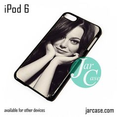 Emma Stone YP 1 iPod Case For iPod 5 and iPod 6