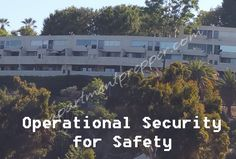 Operational Security for Safety