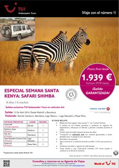 Especial Semana Santa KENYA: Safari Shimba. Precio final desde 1.939€ - http://zocotours.com/especial-semana-santa-kenya-safari-shimba-precio-final-desde-1-939e-2/