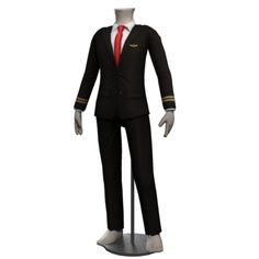 Avakin Airlines Grand Pilot Uniform