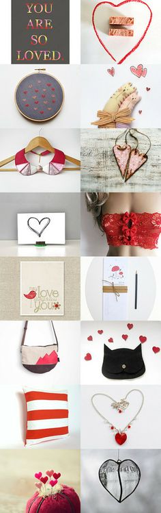 I <3 U by DK Miller on Etsy--Pinned with TreasuryPin.com