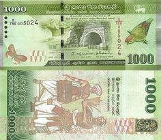 Sri_Lanka 1000 Rupees 2015