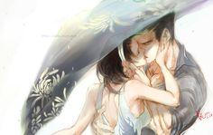 Kazuya kiss to Jun kazama Jin Kazama, Tekken 7, Ya Filthy Animal, Love Dad, Merry Christmas Everyone, Fighting Games, Game Art, Princess Zelda, Kawaii