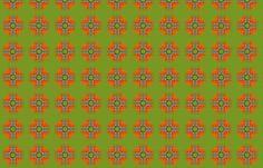 Cushion_Bird_of_Paradise_Mirror_Design_50x50cm_Leonie_Mac_Lean fabric by yallmia_designs on Spoonflower - custom fabric