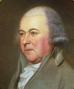John Adams by Charles Willson Peale Independence Park, Philadelphia. President Adams.