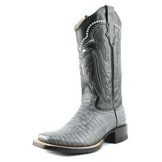 Roper Women's Exotica Squares Western Boot *** Special boots just for you. See it now! : Cowgirl boots