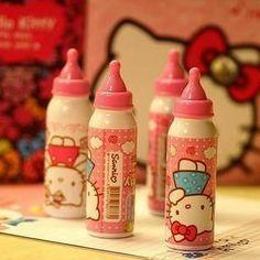 Taobao HELLO KITTY baby bottles