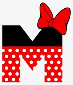 Craft, Fourth Birthday, Free, Mickey Mouse, Text Photo, - Minnie Mouse Letter M #8875239 Minnie Mouse Template, Mickey Mouse Letters, Minnie Mouse Drawing, Minnie Mouse Stickers, Arte Do Mickey Mouse, Mickey E Minnie Mouse, Mickey Mouse Crafts, Mickey Mouse Birthday, Mickey Mouse Wallpaper Iphone