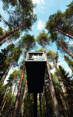 The Treehotel - 10 Of The World's Most Innovative Hotels | Co.Design | business + design