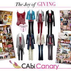 Our greatest joy at CAbi is empowering women through the Heart of CAbi Foundation (http://www.cabionline.com/foundation/) - Check out this week's CAbi Canary is devoted to the good works the HOCF has accomplished over the past year.