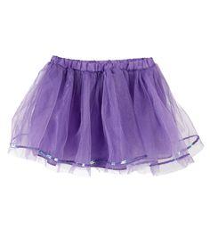 Fashion & Fluff™ Purple Party Dance Tutu