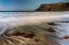 Water in motion - Talisker Bay, Isle of Skye