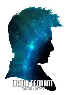 Doctor Who David Tennant The Tenth Doctor by BlackSailsUK