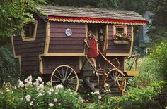 Dream dwelling for my Gypsy shop.