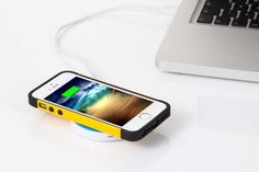 iQi Mobile Wireless Charging Adapter for iPhone