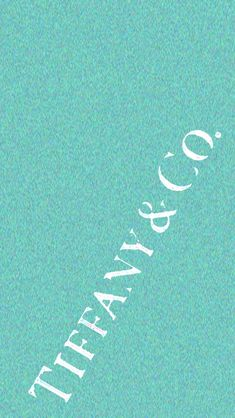 tiffany ティファニー Ios Wallpapers, Iphone Wallpaper, Tiffany Blue Wallpapers, I Love Fashion, Fashion Brand, Fashion Wallpaper, Celtic Wedding, Tiffany And Co, Material Girls