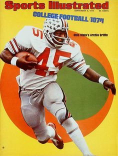 No. 45 - Archie Griffin, RB, Ohio State (1972-75)