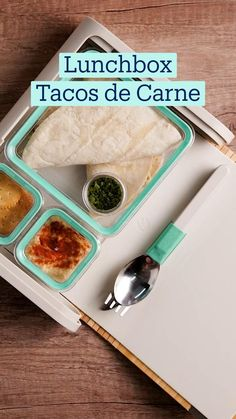 Real Food Recipes, Keto Recipes, Dessert Recipes, Cooking Recipes, Yummy Food, Healthy Recipes, Lunch Box Recipes, Lunch Snacks, Tacos