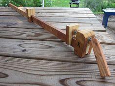 Shop Built Clamps - by Dave Rutan @ LumberJocks.com ~ woodworking community