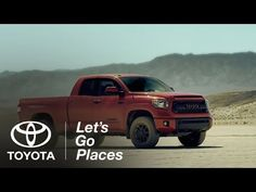 The Making of TRD Pro | Toyota - YouTube Toyota Racing Development (TRD) played a major role during the planning, development and testing of the TRD Pro Tundra, Tacoma and 4Runner. TRD's collaboration with Toyota engineers ensured the TRD-developed and tuned components worked in harmony with the trucks to improve their overall off-road capability while retaining their quality, durability, and reliability.