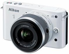 DailyTech - Nikon Launches New Interchangeable Lens Nikon 1 J2 Camera