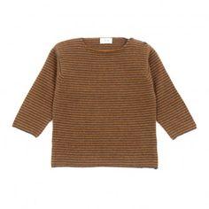 $75 - Ketiketa - Stripped Wool Pullover