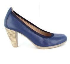 Hispanitas pumps blauw - Schoenen kopen  Molders.be 57759bb6a