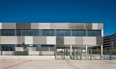 Gallery of Secondary School Miranda de Ebro / Virai Arquitectos - 7