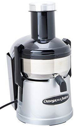 Omega BMJ330 Commercial 350-Watt Stainless-Steel Pulp-Ejection Juicer – KITCHEN APPLIANCES