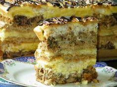 Domowe ciasta i obiady: Ciasto Kapitańskie