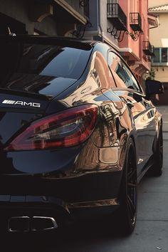 Mercedes CLS63 AMG...